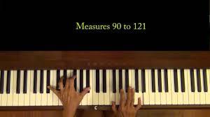 Back To Life Giovanni Allevi Piano Tutorial - YouTube
