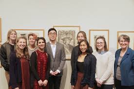 13 Students Curate German Prints Exhibit at Davison Art Center | News @  Wesleyan