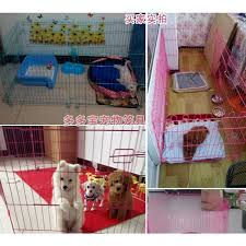 Dog Fence Small Dog Pet Fence Dog Fence Puppy Hiromi Isolation Door Indoor Shopee Philippines