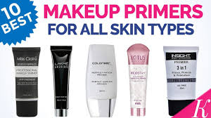 bridal makeup primers