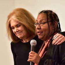 Gloria Steinem and bell hooks Speak at the bell hooks Institute ...