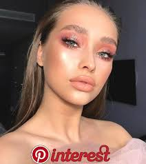 glossy makeup ideas night out makeup