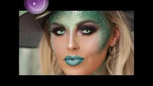 theodora witch makeup tutorial