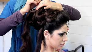 light bridal makeup by sadia qazi you