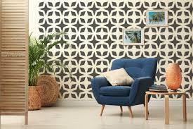 Mid Century Breeze Blocks Star Wall Decals Wall Star Graphics