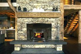 fireplace installation cost