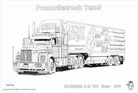 Kleurplaat Scania Next Gen Kleurplaten