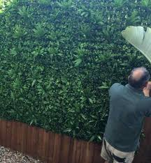 How To Install Your Green Wall Hedge Panels