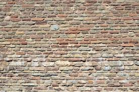 background of old brick wall mural
