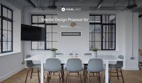 interior design proposal template 19m