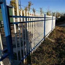 Discount Wrought Iron Fence Metal Modern Steel Fence Design Wholesale Garden Buildings Products On Tradees Com