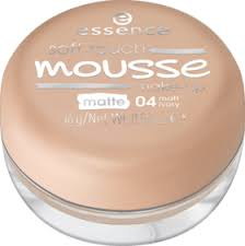 make up soft touch mousse matt ivory