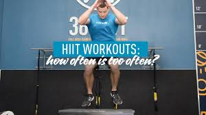 hiit workouts how often is too often