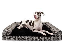 furhaven pet dog bed cooling gel