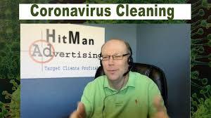 Coronavirus Crisis Cleaning Interview with Ivan Turner - Hitman  Advertising's FREE Blog