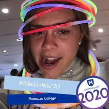 Congratulations, Addie Jenkins '20 of... - Mercersburg Academy   Facebook