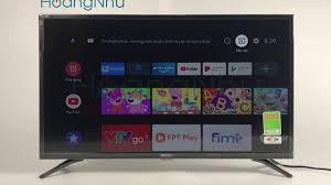Smart Voice TV Casper 32 inch 32HG5000 - Điện Tử Hoàng Như - YouTube