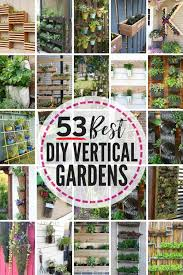 53 best diy vertical garden ideas the