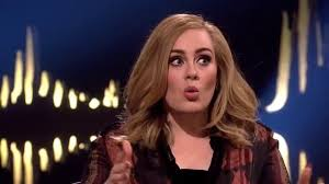 """Interview with Adele - """"The bigger your career gets, the smaller ..."""