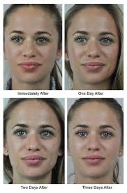 how soon can you wear makeup after