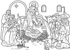 Kleurplaat Kerstfeest Christmas Kerstmis Kleurplaten