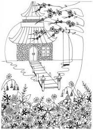 Kleurplaten Voor Volwassenen Japan Dibujos