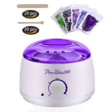 hair removal hot wax warmer kit rapid