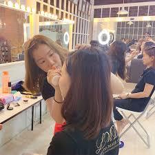 bridal makeup singapore event makeup