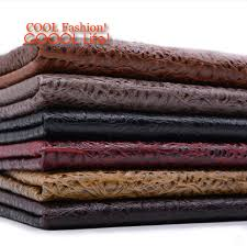 faux leather chair fabric