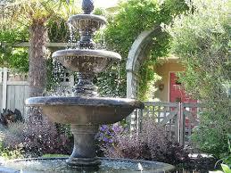 outdoor garden fountains home depot
