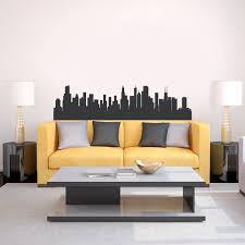 Chicago Illinois Skyline Vinyl Wall Decal Sticker