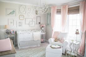 dainty soft and sweet nursery