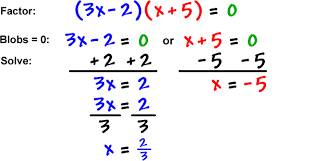 solving equations by factoring 5