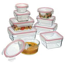 oven safe glass containers