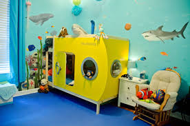 It S Finally Finished Ocean Kids Room Sea Kids Room Kids Room Murals