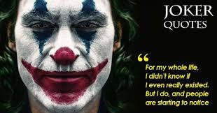 joker movie quotes that make you think hard about life rvcj
