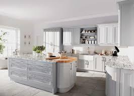 taupe kitchen cabinets midcentury