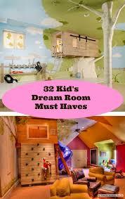 32 Kid S Dream Room Must Haves Cool Kids Bedrooms Dream Room Dream Rooms