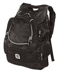 Ogio Bounty Hunter Laptop Backpack (Black)