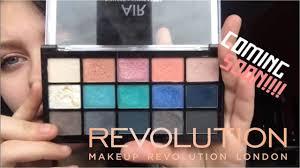 sign mysign makeup revolution palette