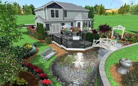 landscape design for