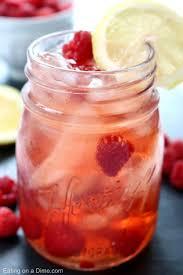 raspberry iced tea recipe how to make