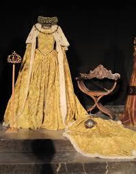 queen elizabeth coronation gown replica