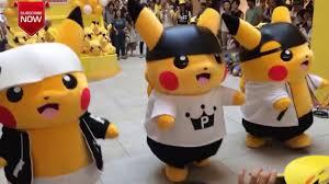 Pikachu Dễ Thương Nhảy Nhạc Thiếu Nhi Việt Nam - Con Cò Be Bé, Một ...