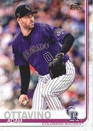 Amazon.com: 2019 Topps Series 1 Baseball #106 Adam Ottavino ...