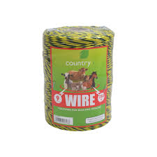 Buy Country 9 Strand Electric Fence Poly Wire 250m From Fane Valley Stores Agricultural Supplies