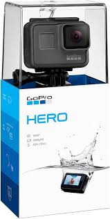 Amazon.com : GoPro Hero — Waterproof Digital Action Camera for Travel with  Touch Screen 1080p HD Video 10MP Photos : Camera & Photo