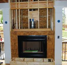 fireplaces in porches professional