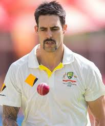 Mitchell Johnson - Australia .   Mitchell johnson, Cricket news, World  cricket