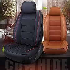 cowhide leather car seat cover for ford